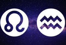 Ascendant Leo Descendant Aquarius